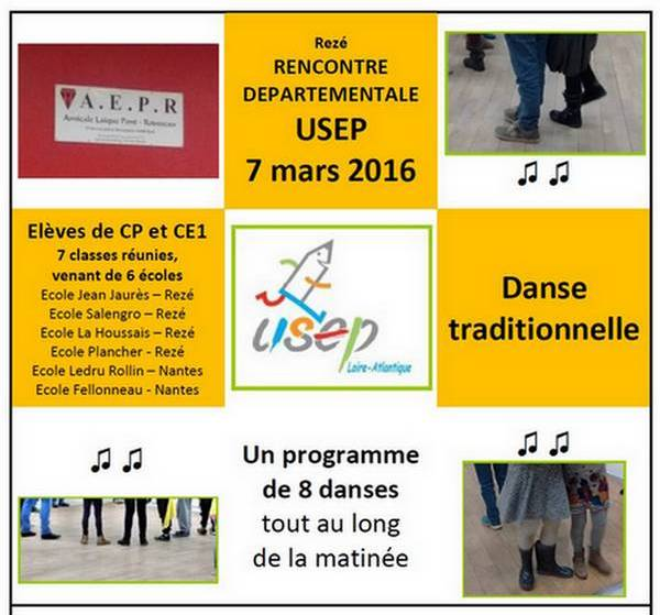 Rencontre usep definition